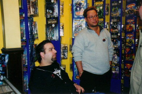 jimmy palmiotti and joe quesada
