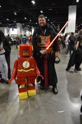 LEGO Flash and Revan