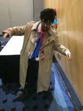 Leviathan Castiel Cosplay at Denver Comic Con 2015