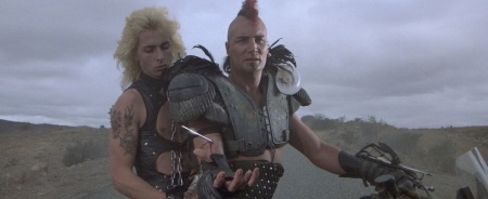 mad max 2 mohawk guy