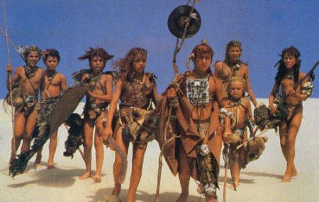mad max 3 lost kids
