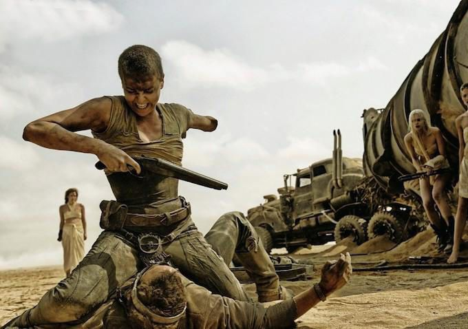 Mad Max: Fury RoadReview