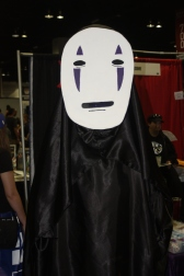 No Face Cosplay at Denver Comic Con 2015