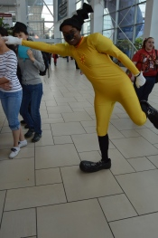 Powerline Cosplay at Denver Comic Con 2015
