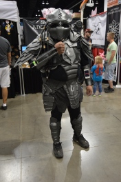Predator Cosplay at Denver Comic Con 2015