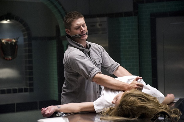 "Supernatural -- ""The Prisoner"" -- Image SN1021B_0296 -- Pictured: Jensen Ackles as Dean -- Photo: Diyah Pera/The CW -- © 2015 The CW Network, LLC. All Rights Reserved."