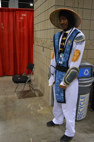 Raiden Cosplay at Denver Comic Con 2015