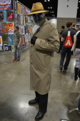 Rorschach Cosplay at Denver Comic Con 2015