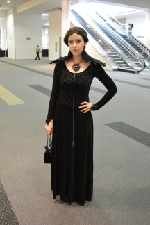Sansa Stark Cosplay at Denver Comic Con 2015