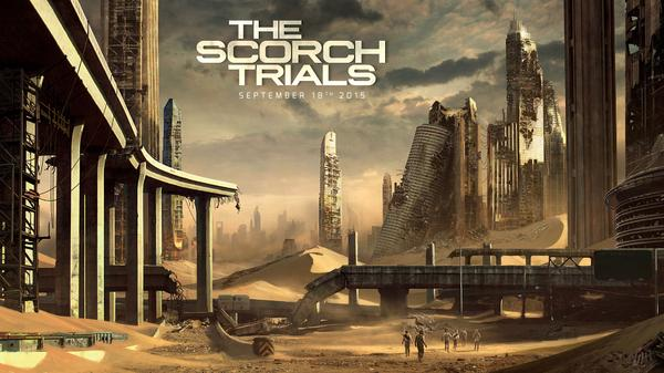 Trailer for 'Maze Runner: The Scorch Trials'