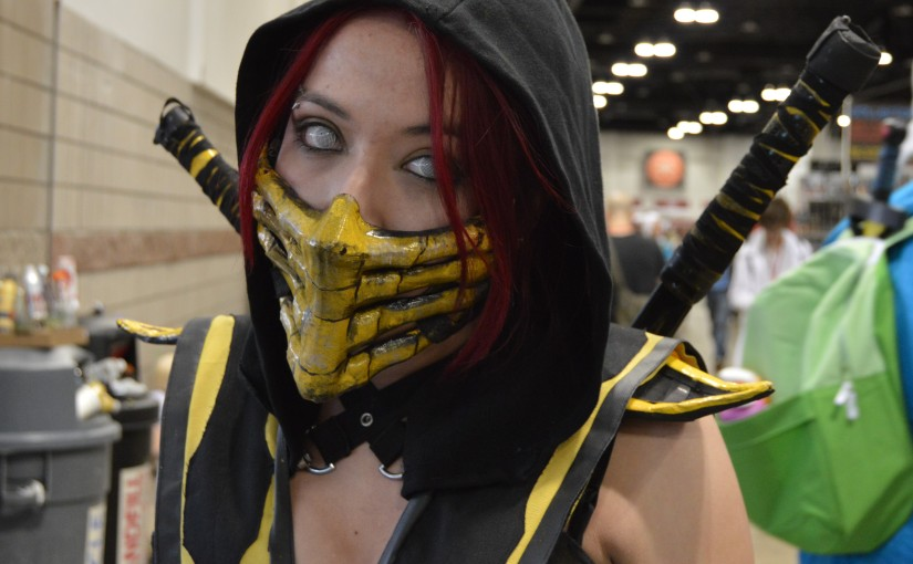 Denver Comic Con 2015 – Cosplay Day 1