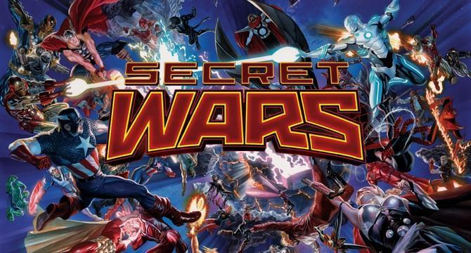 The Marvel Universe After 'SecretWars'