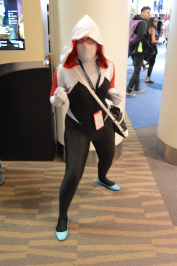Spider-Gwen Cosplay at Denver Comic Con 2015