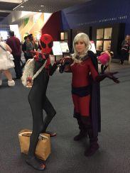 Superior Spider-Man and Magneto