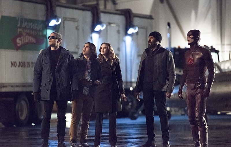 "The Flash Review – ""Rogue Air"" S1E22"