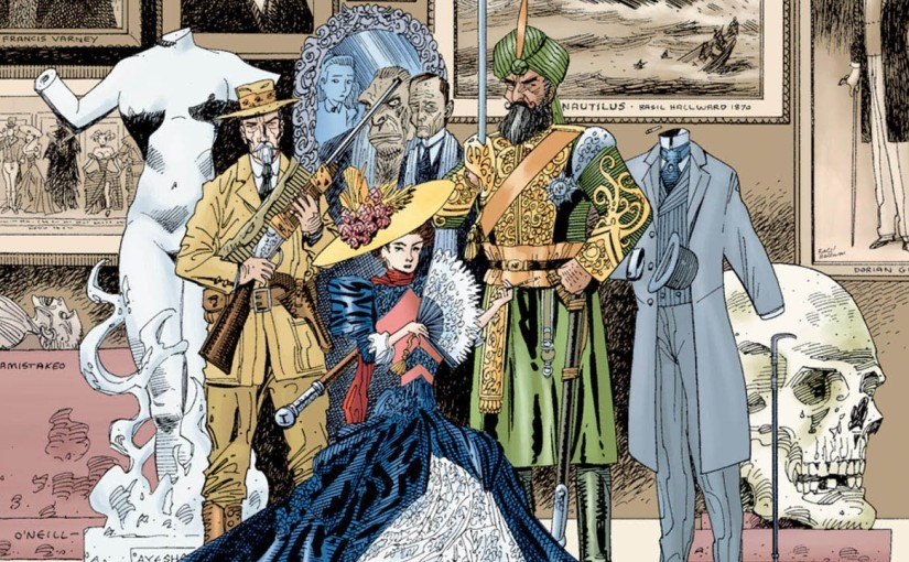 Reboot News: 'The League of Extraordinary Gentlemen' is About to Make a Comeback