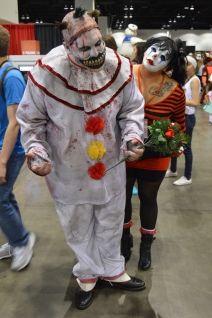 Twisty Cosplay at Denver Comic Con 2015