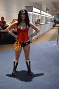 Wonder Woman Cosplay at Denver Comic Con 2015