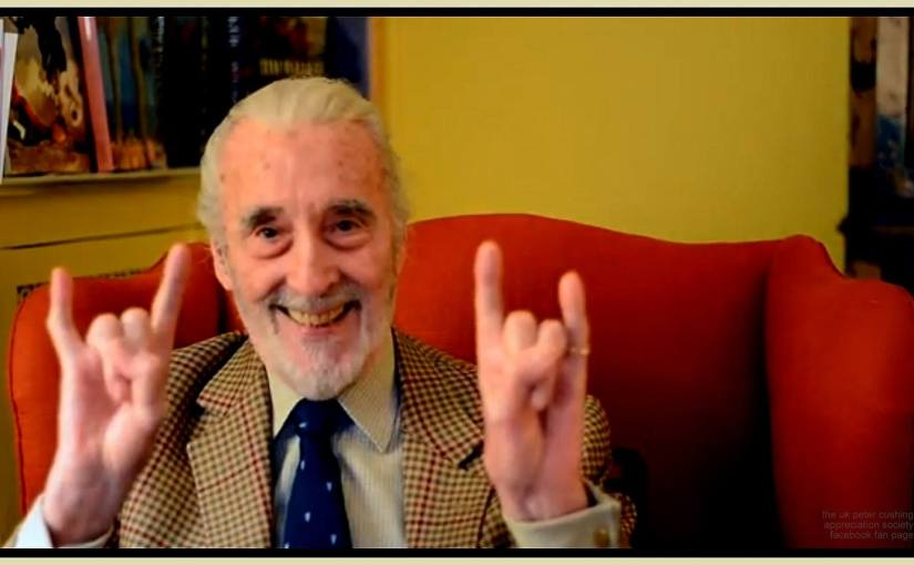 Sir Christopher Lee's Best 10Roles