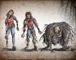 815 comics zombies