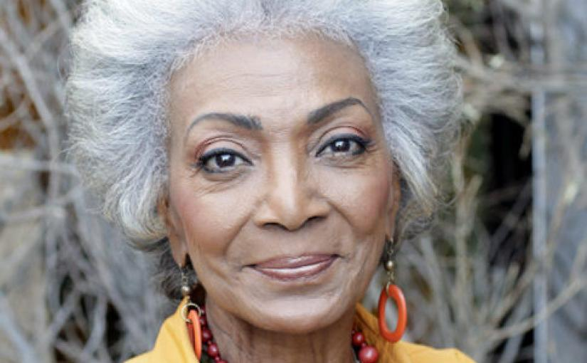 Star Trek's Nichelle Nichols Suffers Stroke