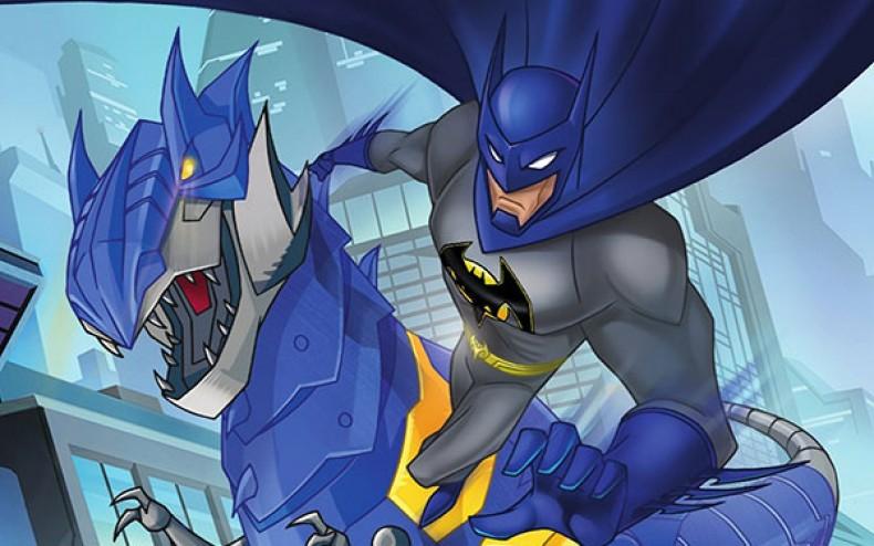 New Trailer for 'Batman Unlimited: MonsterMayhem'