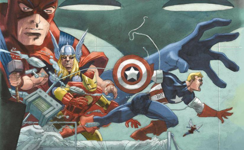 Captain America: White to be Released inSeptember