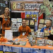 815 comics booth