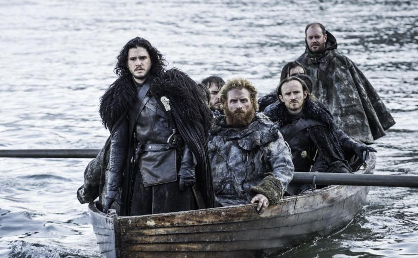 "Game of Thrones Review ""Hardhome"" S5E8"