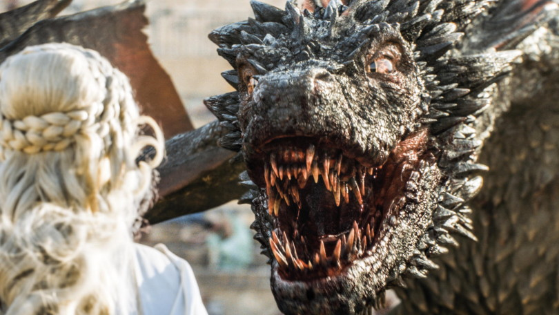 """Game of Thrones Review """"The Dance of Dragons""""S5E9"""