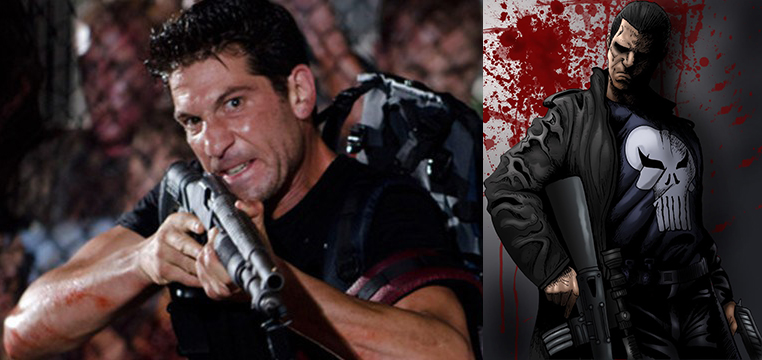 Jon Bernthal to Play The Punisher