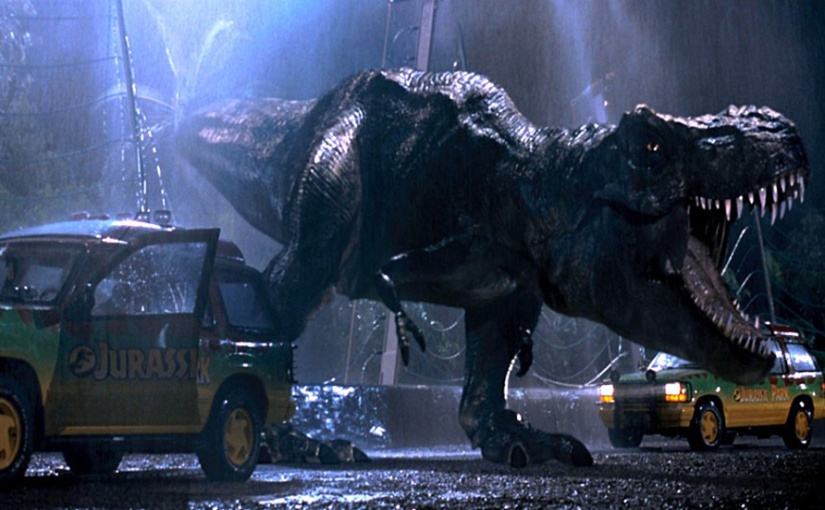 Binge and Purge: The Jurassic Park Trilogy