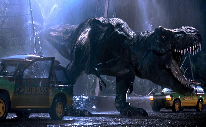 Binge and Purge: The Jurassic ParkTrilogy