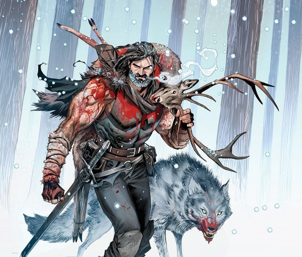 "Grant Morrison is Going to Ruin Christmas With ""Klaus"""