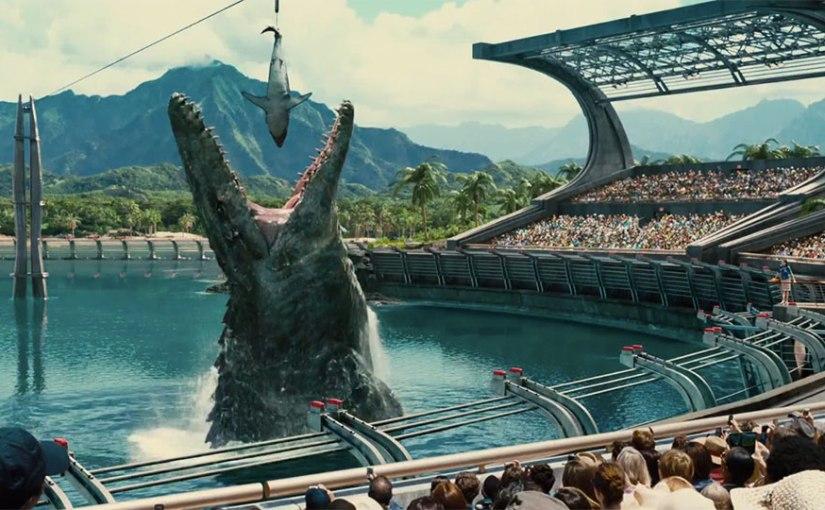 Jurassic World Review