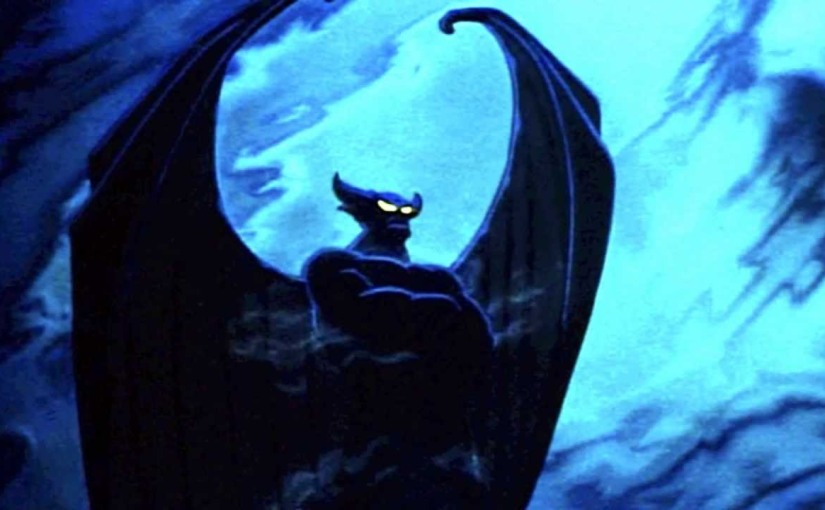 'Night on Bald Mountain' Scene from 'Fantasia' to be a Live-Action Film