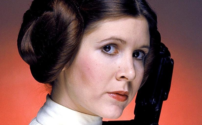 Princess Leia Has a New Look in 'Star Wars: The ForceAwakens'!