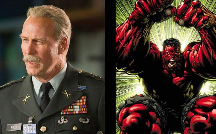 Expect to See a Whole New General Ross in Captain America: Civil War