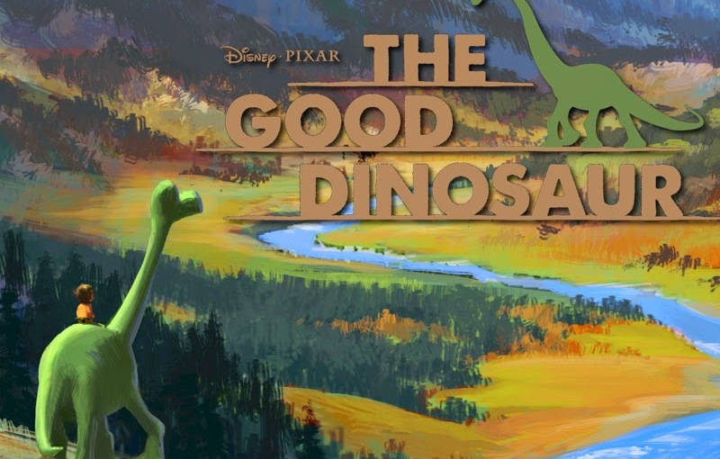 The Voice Cast for Disney's The Good Dinosaur Revealed