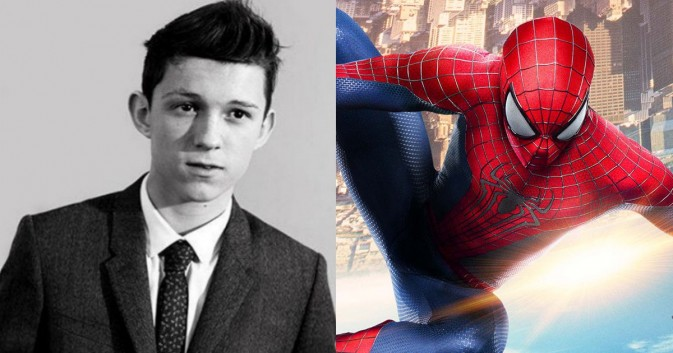 BREAKING – Tom Holland Cast as Spider-Man