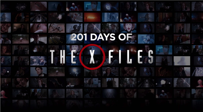 201 Days of The X-Files Announced!