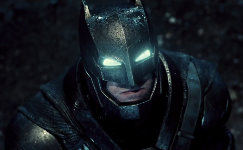 SDCC 2015 – Ben Affleck and Geoff Johns to Co-Write a Stand-Alone Batman Film