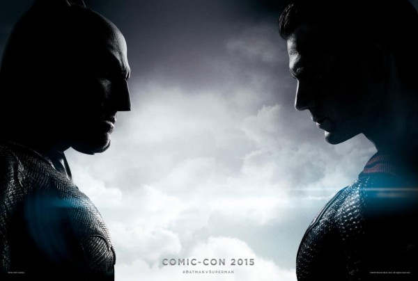 SDCC 2015 – 'Batman v. Superman' Promo Photo Released