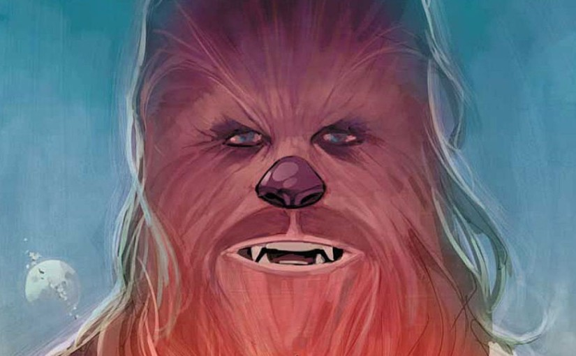 SDCC 2015 – Chewbacca is Getting His Own Comic at Marvel