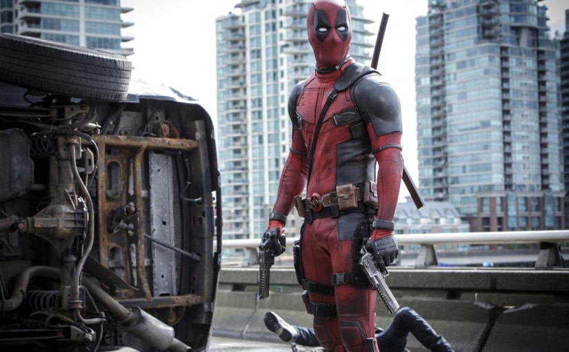 Official Hi-Res Deadpool Photos Released