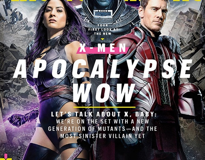'X-Men: Apocalypse' Gives Us an Earth Ending First Look