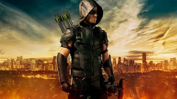 green arrow season 4 cover
