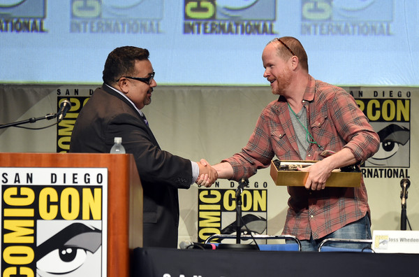 Joss Whedon at SDCC 2015
