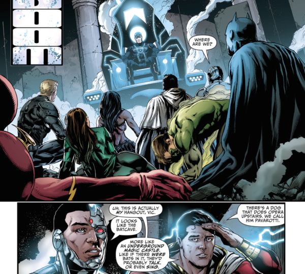 justice league 42 funny panel 07.15.15