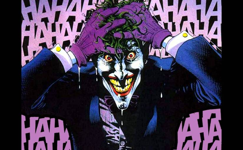 Mark Hamill will Reportedly Voice The Joker in 'The Killing Joke'
